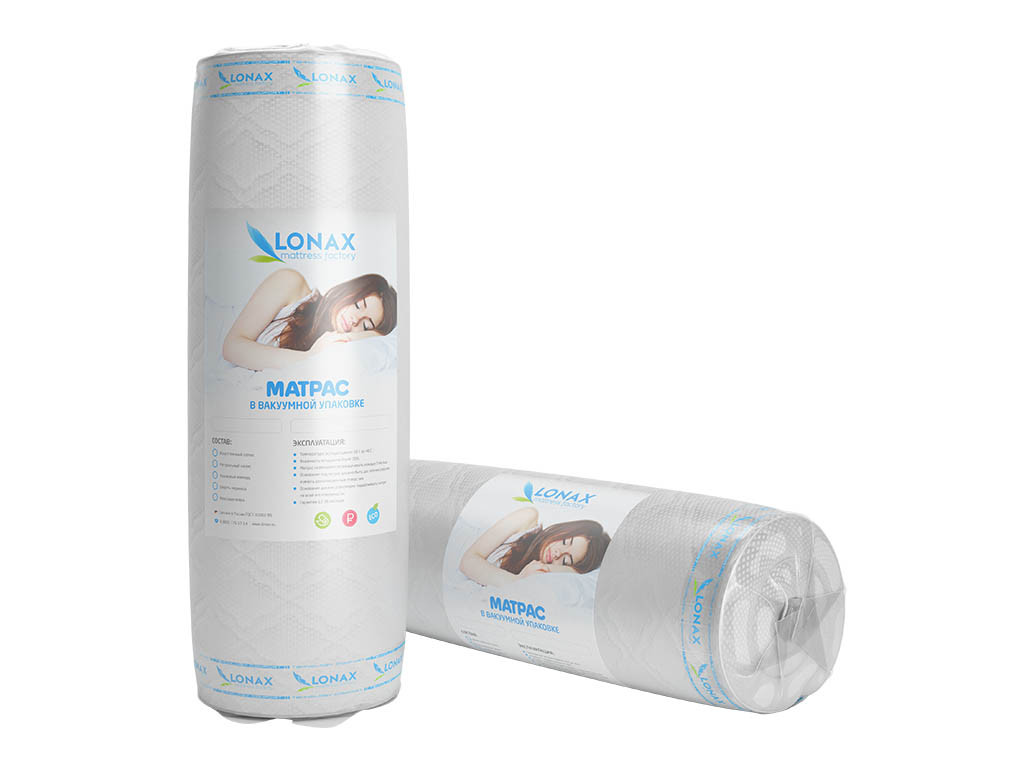 Матрас Lonax Roll Comfort 2 Plus